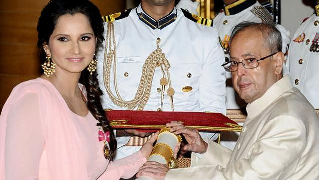 Ace against Odds: Sania Mirza's autobiography on book stands